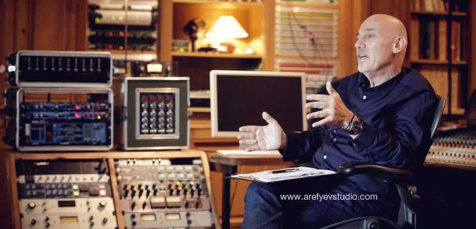 interview with sound engineer joe chicarelli