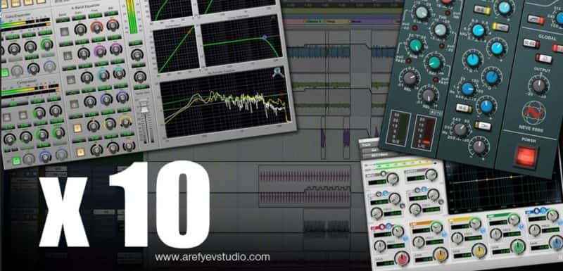 10 equalizers mixer engineers
