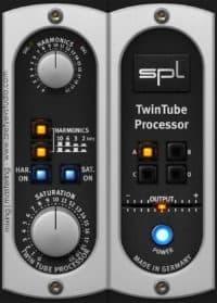 SPL TwinTube Processor
