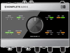 Komplete Audio 6 USB
