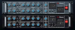 Neve 33609 Compressor Limiter UAD UA Universal Audio