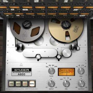 Studer A800 UAD UA Universal Audio