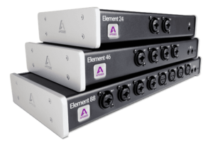 ApogeeElement Thunderbolt Audio Interfaces