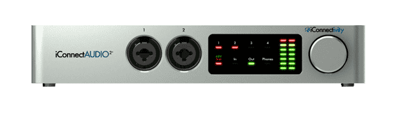 iConnectAUDIO2+
