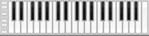 CME Xkey 37 MIDI KEY