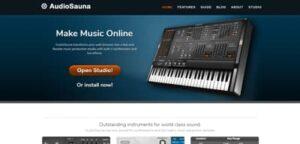 AudioSauna