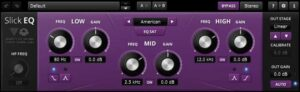 TDR Slick EQ