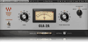 Waves CLA-2A Compressor