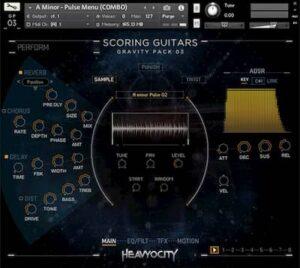 Heavyocity Scoring Guitars 2