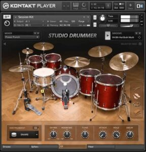 STUDIO DRUMMER Native Instruments
