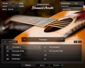 Strummed Acoustic