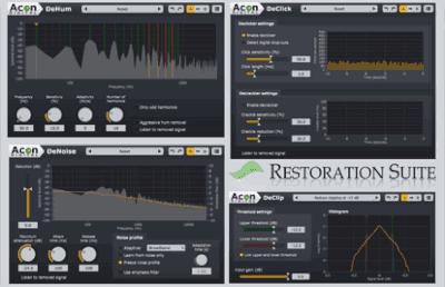 Acon Digital Restoration Suite