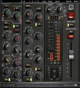 Brainworx bx_console 4000 E bx_console 4000 G