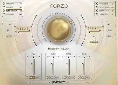 FORZO by Heavyocity
