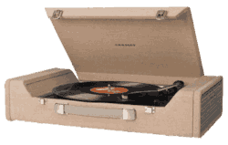 Crosley CR6232A-BR Record Player