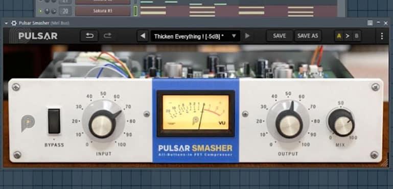Smasher Pulsar Audio