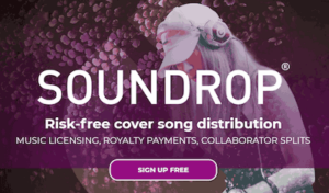 Soundrop Music Distribution