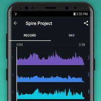 Spire Music Recorder Studio