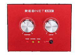 Focusrite Pro RedNet AM2