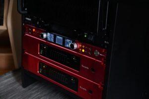 Focusrite Pro Red Interfaces