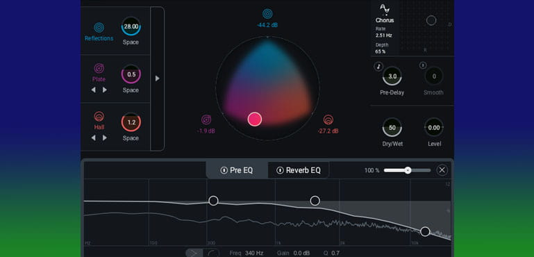 iZotope Neoverb