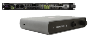 Avid Pro Tools HD Native Thunderbolt