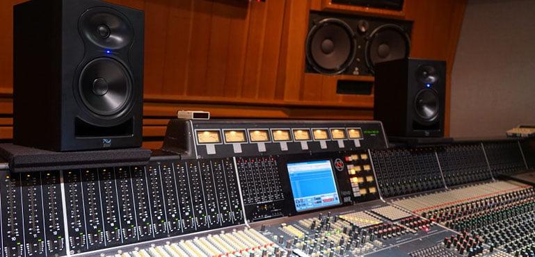 Kali Audio Studio Monitors
