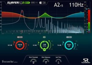 Sound Radix Surfer EQ